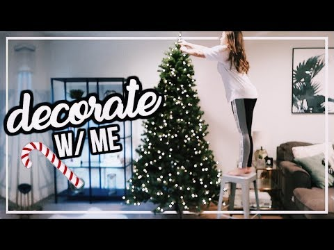 DECORATING MY HOUSE FOR CHRISTMAS!!! | Holiday 2018 Decor ft. VS PINK!