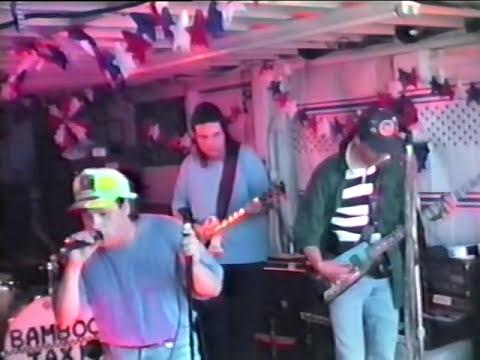 Bamboo Taxi Live At Wareham Suzuki July 4, 1992-Part 2