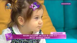 Teo Show 16.01.2018   Andreea Tonciu Alaturi De Fiica Ei La Teo Partea