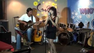 Mùa xuân đầu tiên - Ánh Nguyệt - Cuội Acoustic - TP Pleiku
