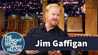 Jim Gaffigan Thinks Father