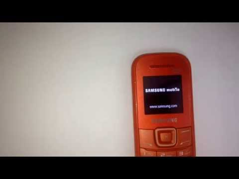 How Flash Samsung E1205T With Arabic Flash | FunnyCat TV