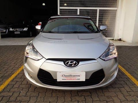 Hyundai Veloster 1.6 16v Autom tico 2012