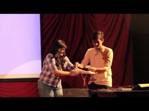 BCI - Brain Computer Interface | Abhijeet Satani | TEDxThaparUniversity
