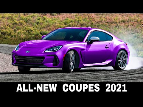 10 Newest Sports Coupes of 2021: A True Driver's Car Cannot Have 4-Doors
