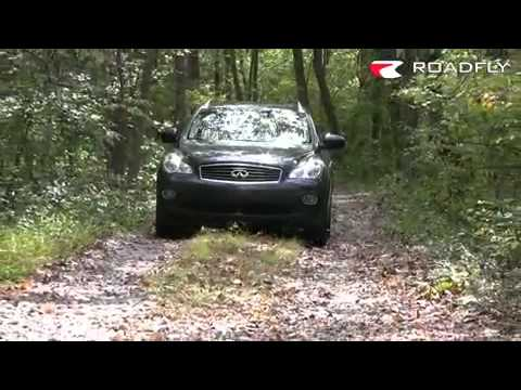 2011 Infiniti Ex35 Suv Road Test Review4 Youtube