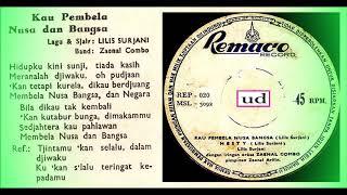 Lilis Surjani dgn Orkes Zaenal Combo - Kau Pembela Nusa Bangsa (Lilis Surjani) - 1965