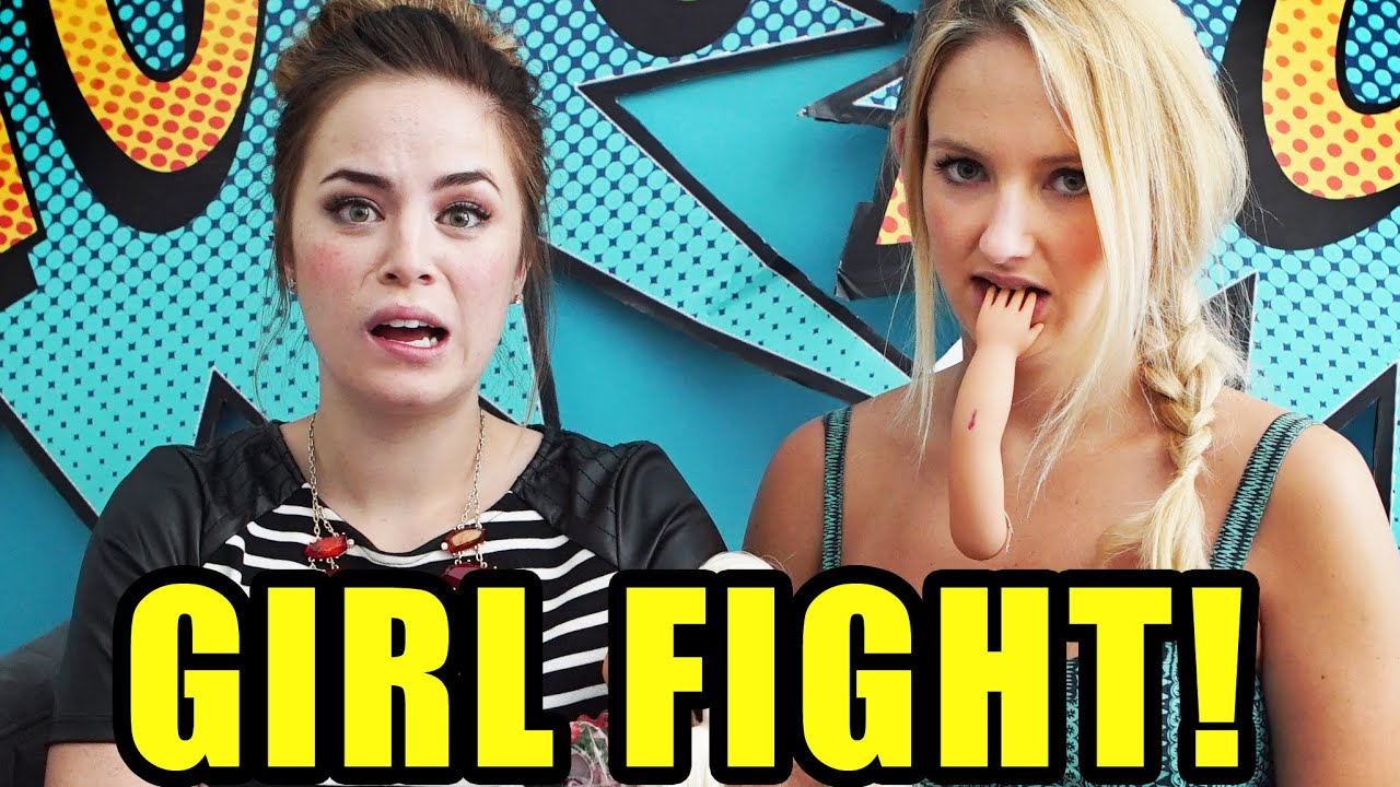 Worst girl fights ever