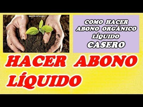 Como elaborar abono org nico liquido para la huerta - Hacer abono organico ...