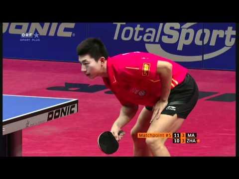 2011 Austrian Open: MA Long - ZHANG Jike - Set7