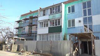 Ремонт многоквартирных жилых домов всегда актуальная тема