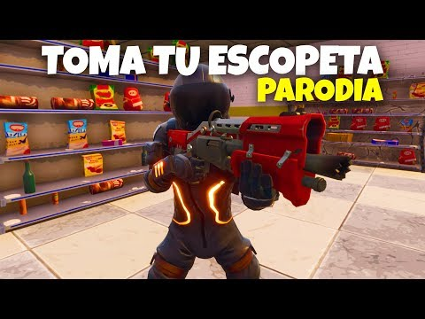 DAME TU COSITA - PARODIA (Fortnite Battle Royale)
