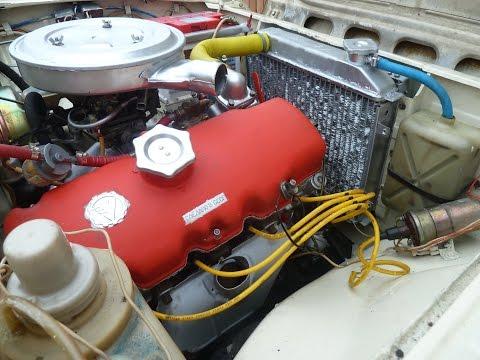 Ремонт двигателя Москвич 21251.Часть1
