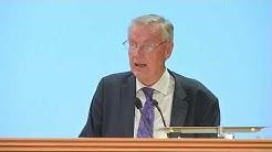 Valtiosihteeri Peter Stenlundin puhe suurlähettiläskokouksessa 2017