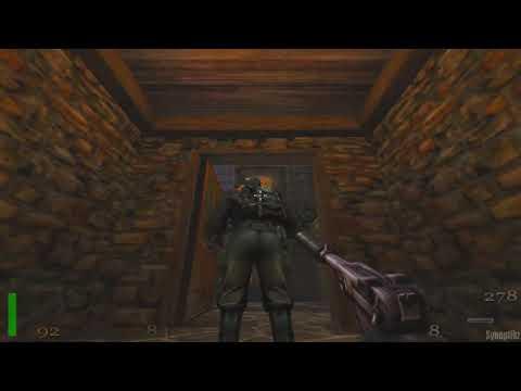 #11 - Return To Castle Wolfenstein Gameplay Deutsch Uncut PC
