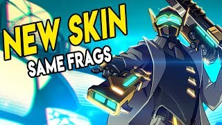 PLAYING OUT OF MY MIND | Strix 1.8 Paladins Gameplay