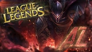 A-Z League of Legends: Pantheon - Tylko bez stomp'a