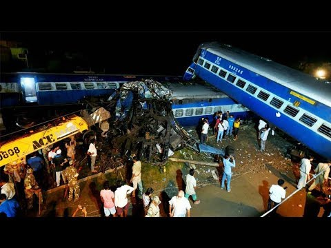 Kalinga Utkal Express derails: Have seen it only in films says eyewitness