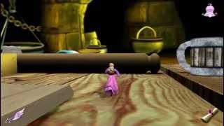 Как пройти Хижину Олли. Прохождение игры Барби и волшебство Пегаса
