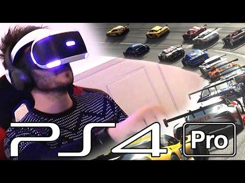 GT Sport : on l'a testé sur PS4 Pro et PlayStation VR