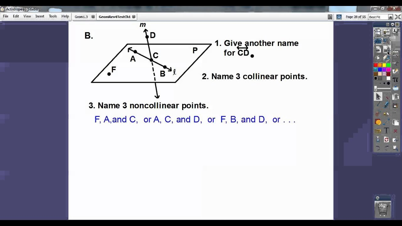how to do the distance formula in geometry