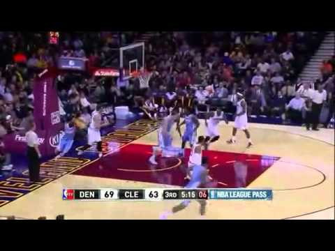 LIVE Cleveland Cavaliers Vs Denver Nuggets 21 MAR 2016