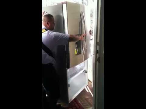 How To Move A Fridge Pro Way