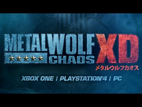 Metal Wolf Chaos - Official Teaser Trailer | E3 2018