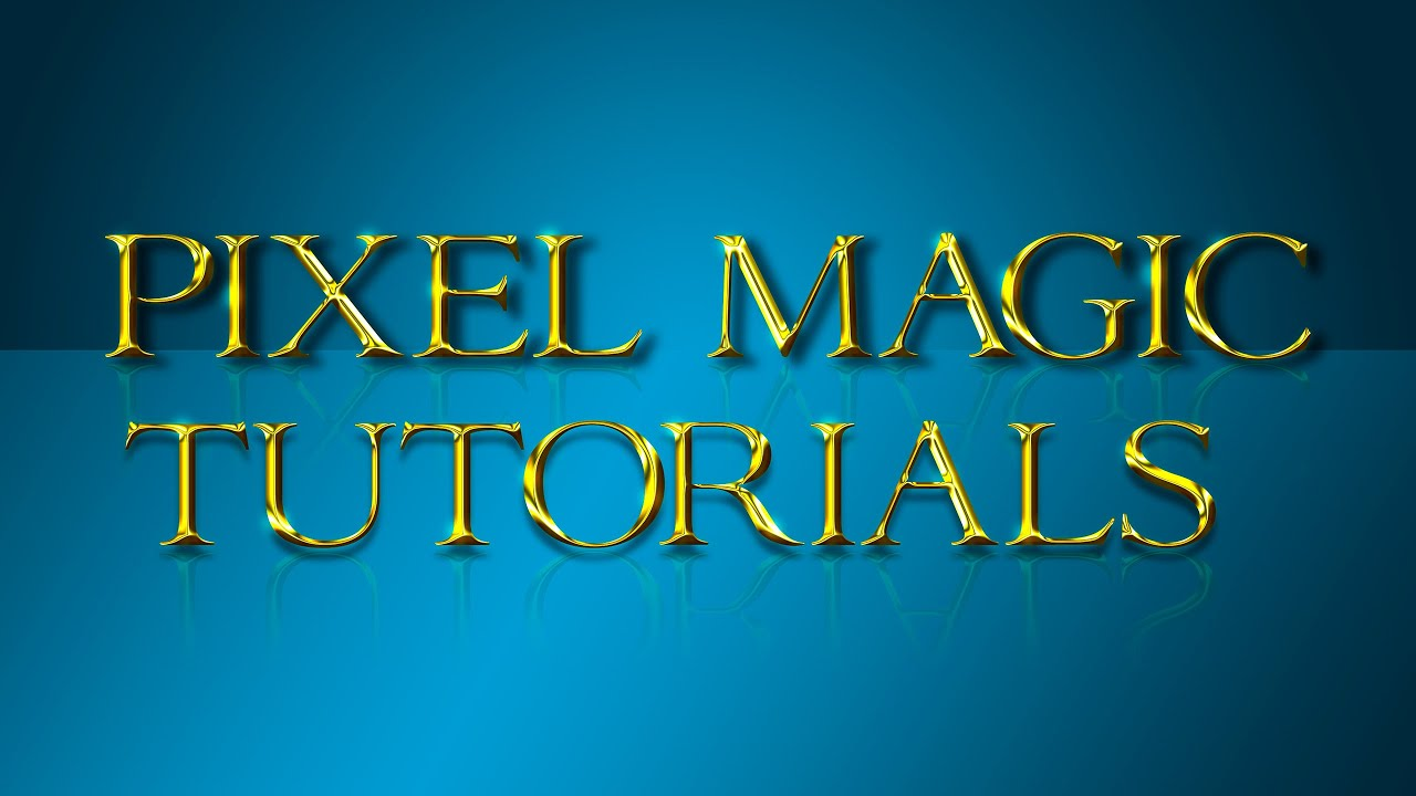Elegant gold text photoshop tutorial youtube elegant gold text photoshop tutorial baditri Image collections