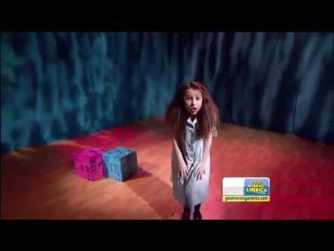Matilda the Musical- Naughty/Revolting Children- GMA- Bailey Ryon