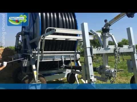 Nettuno Hose Reel Irrigators