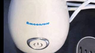 Amconsure Nano Ionic Facial Steamer Warm Mist Face Humidifier, Small but effective steamer!!!