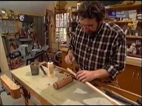 New Yankee Workshop S12E04 Croquet Set and Bench