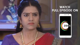Muddha Mandaram - Spoiler Alert - 19 Mar 2019 - Watch Full Episode BEFORE TV On ZEE5 - Episode 1345