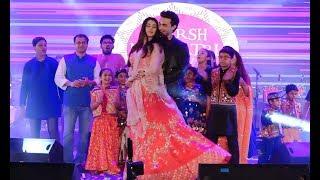 Loveratri Cute Couple Aayush Sharma And Warina Hussain Snapped Playing Garba At A Navratri Festival