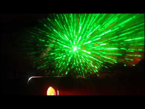 Halloween light package laser blacklight flame - Halloween laser light show ...