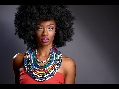 African Inspired Handmade Fabric Jewelry and Accessories