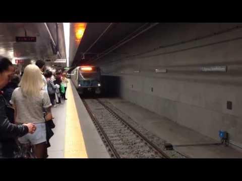 Metropolitana di Roma - Linea B - Sant´Agnese-Annibaliano