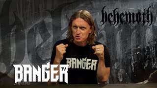 BEHEMOTH I Loved You At Your Darkest Album Review | Overkill Reviews