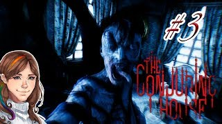 """ЧЕМ ДАЛЬШЕ - ТЕМ ХУЖЕ ༼ """" ・ ∧ ・ """" ༽ { Прохождение хоррора - The Conjuring House } #3 Lets play"""