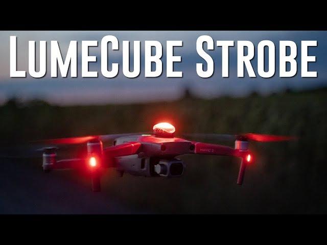LumeCube STROBE Anti-Collision Drone Light - GOOD OR NOT?
