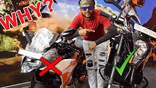 Why I Bought Ktm Duke 200 instead of Ktm RC 200