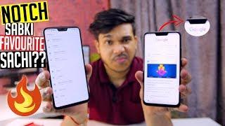 NOTCH wale Phone Ki Sabse Badi DIKKAT!! (Ft POCO F1, Nokia 6.1PLus, RealMe 2)🔥😤
