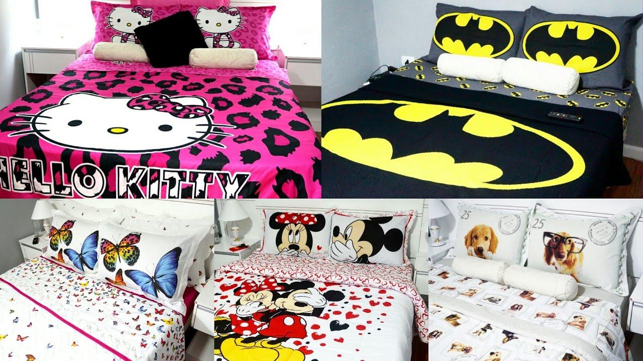 d305c2dbcc Van Dona de Casa  Onde comprar jogo de cama casal Hello kitty ...