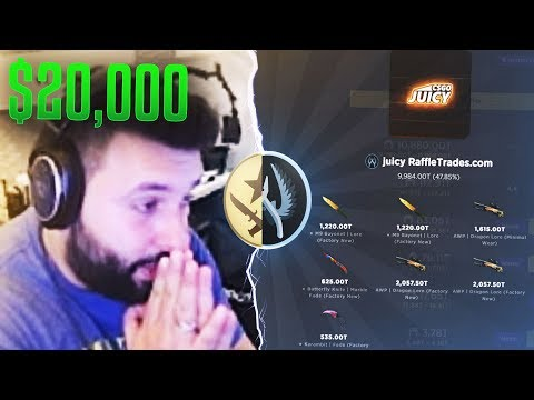 $20,000 COINFLIP VS MOE!