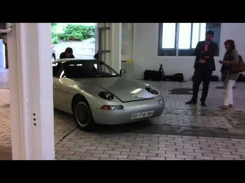 Porsche 984 Concept / Museum Secrets