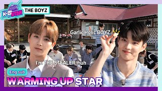 (ENG Sub) [K-BOB STAR2] EP.01 THE BOYZ Warming Up Star I 케이밥스타2 I 더보이즈