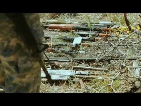 Weapons Intelligence Course - Ft. Huachuca, AZ - HD