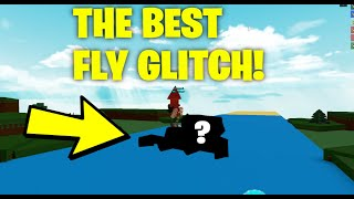 *NEW* BEST FLY GLITCH! (Roblox Build a Boat for Treasure)
