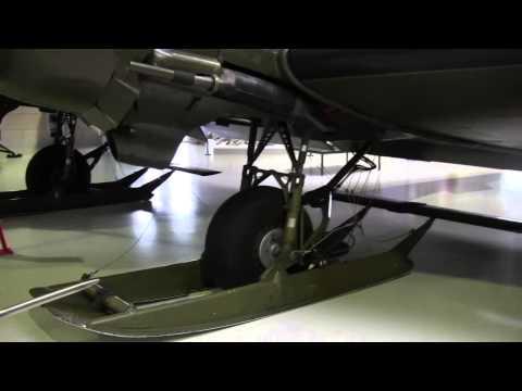 Flymuseet i Stauning 2012